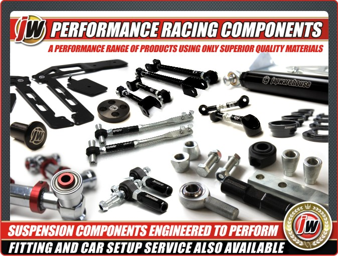 JW Suspension Parts, Japwarehouse suspension, adjustable suspension, racing parts, racing suspension parts, coilovers, japwarehouse, coilovers